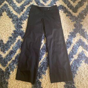J. Crew Favorite Fit Black Pants